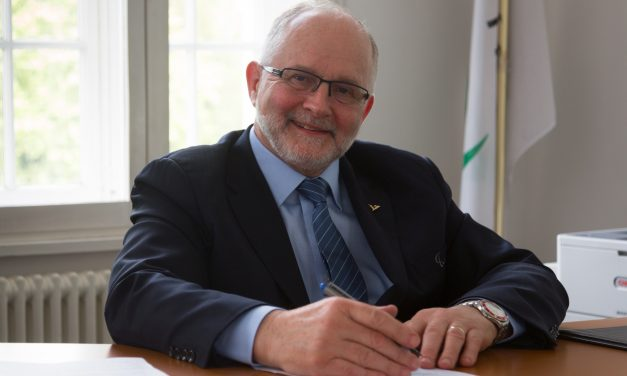 IPC President Sir Philip Craven excited for wheelchair basketball at Rio 2016