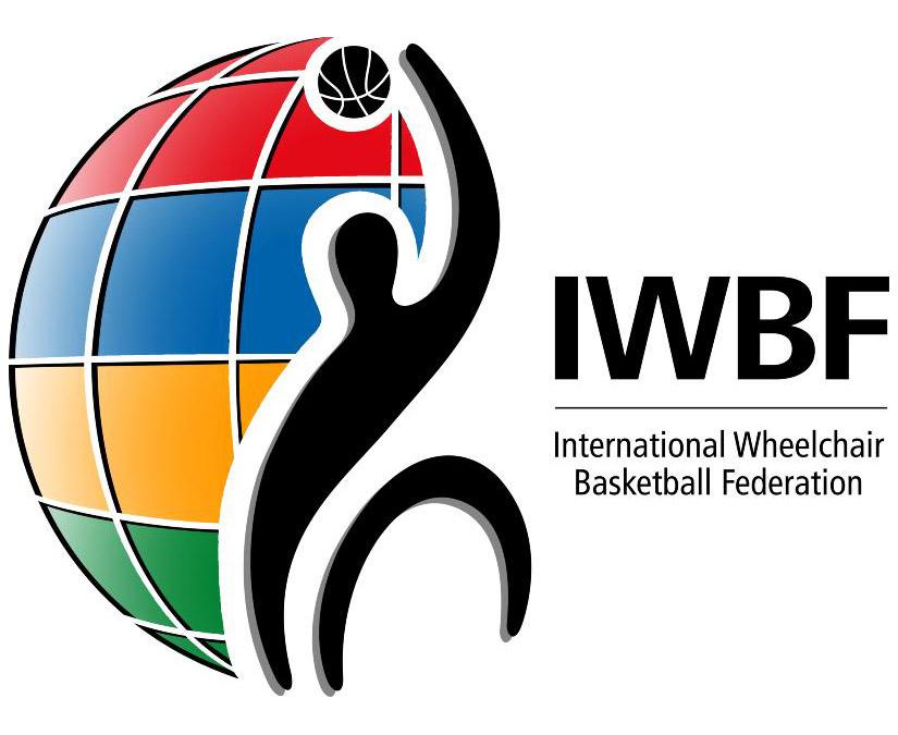 Gold Medal Triad Iwbf International Wheelchair Basketball Federation